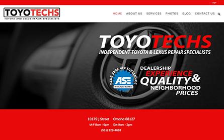 Toyo Techs Inc